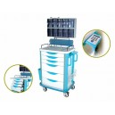 Anesthesia Trolley (Code: 01072)