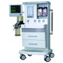Anesthesia Machine with ventilator, 2 vaporizers