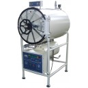 150/200/280/400/500L Horizontal Cylindrical Pressure Steam Sterilizer (Code: HCS-A)