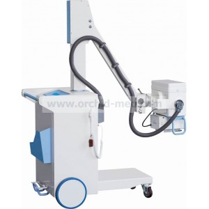 High Frequency Mobile X-ray Equipment (100mA) OMX-101D