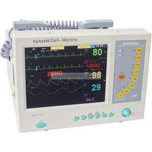 ORC-8000B2 Biphasic Defi-monitor